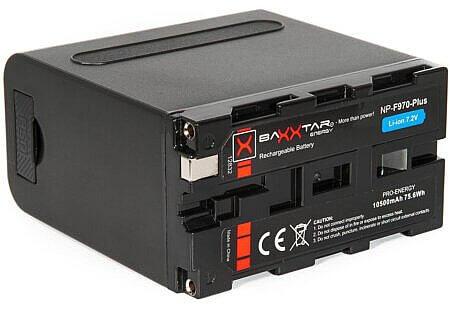 Baxxtar battery