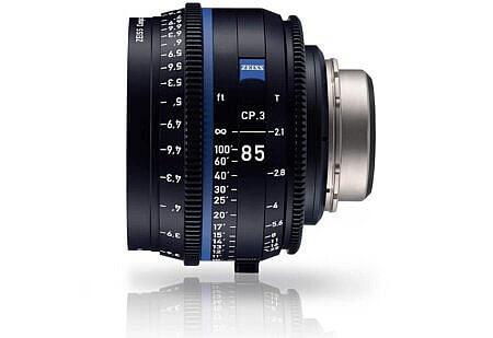 Zeiss CP.3 85mm