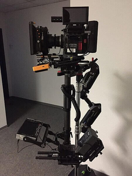 Sachtler Artemis CineHD Pro